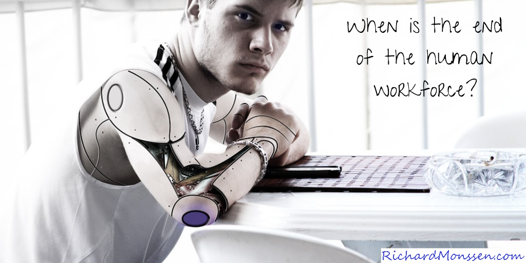 End Of The Human Workforce